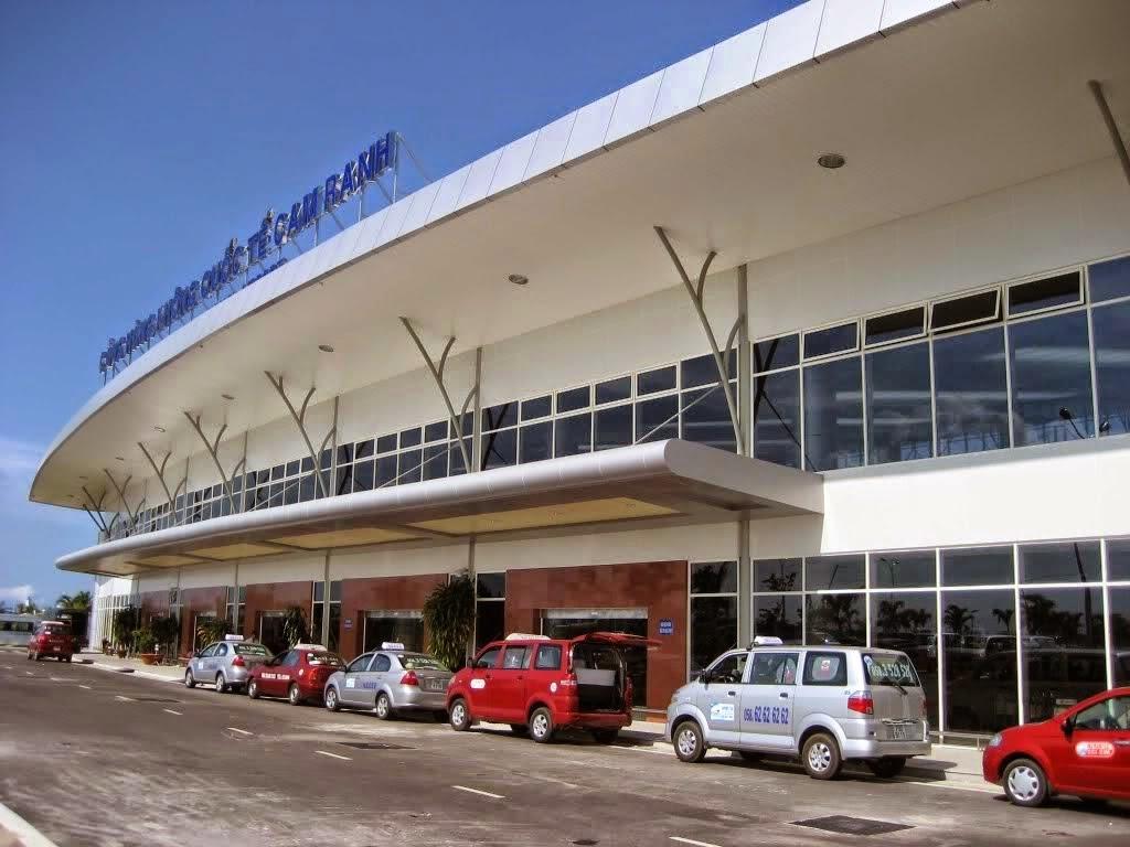 Gia taxi tai san bay Cam Ranh di Nha Trang Photo