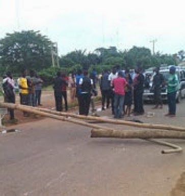 OAU shut down following days of students' protest over school fees