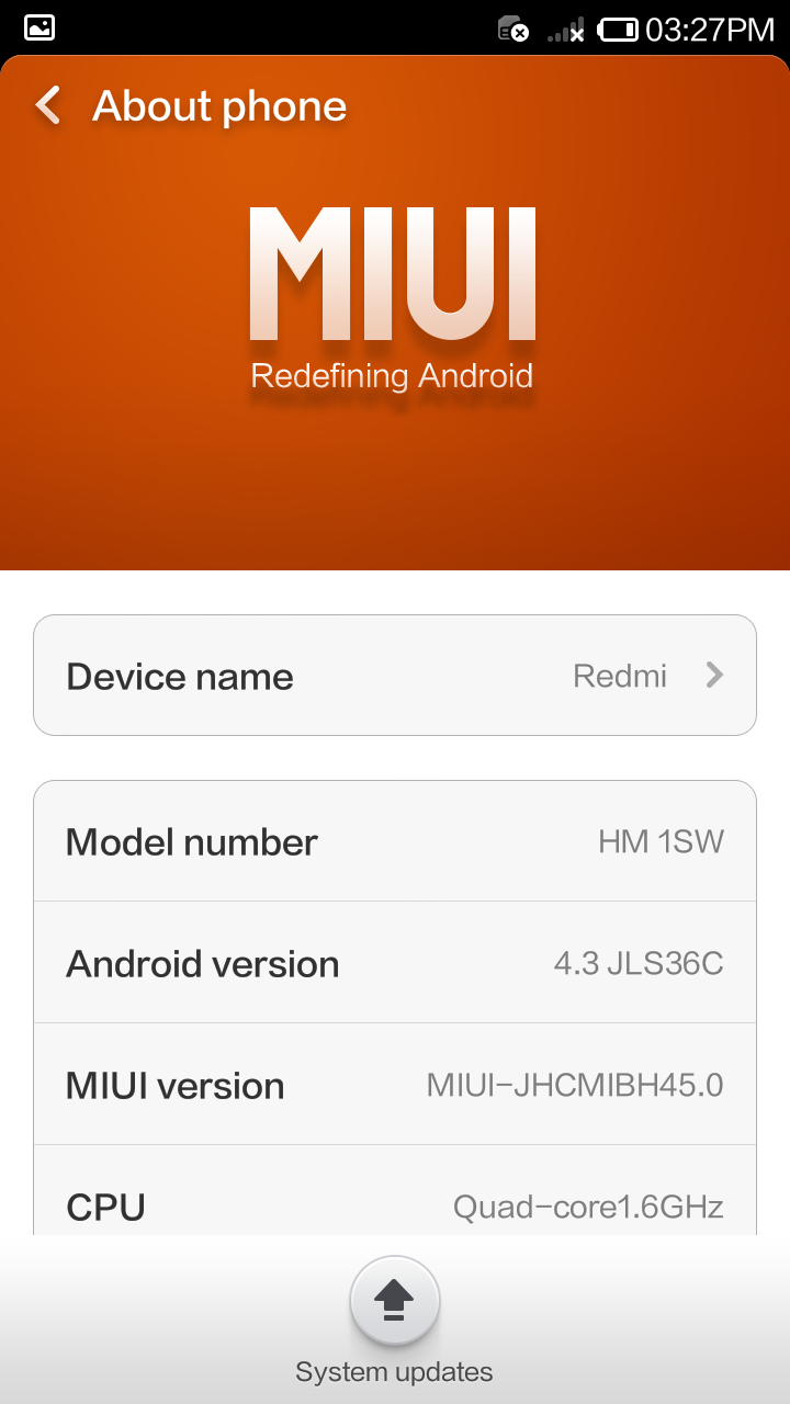 How to solve  Xiaomi Redmi 1s Heating issue