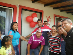 El Plan de Transformación Integral de Hábitat continúa llevando alegría al sector Los Curos