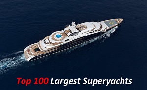 SUPERYACHTS - LIVE TRACKER MAP, PHOTOS