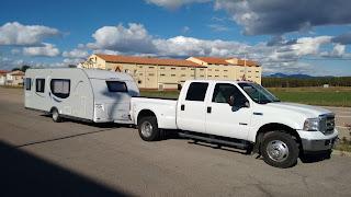 Spain UK caravan delivery service