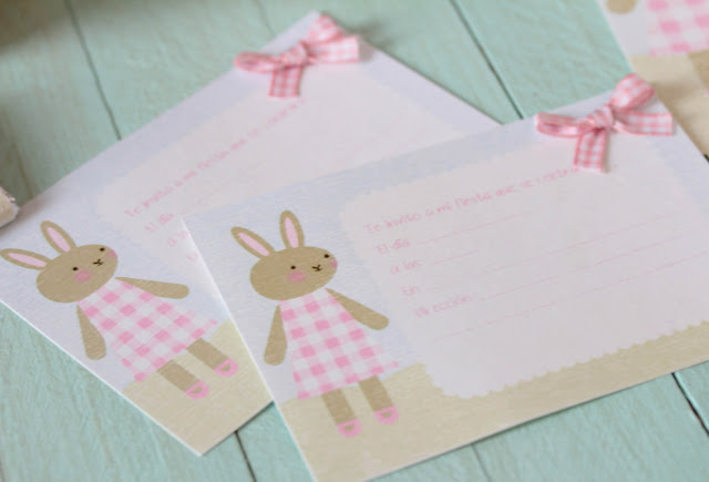 Invitaciones de Pascua