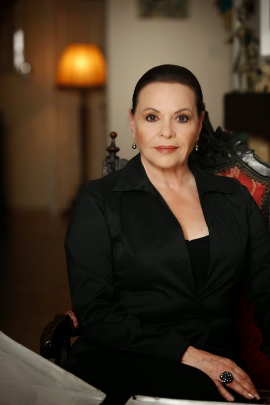 l'attrice Gila Almagor