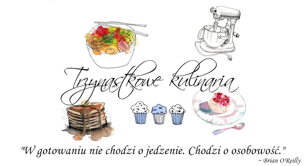 Trzynastkowe Kulinaria