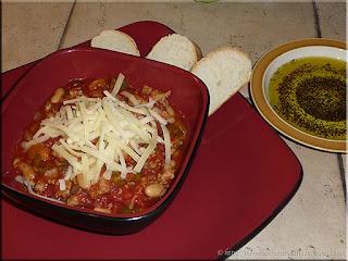 slow-cooker Tuscan chili