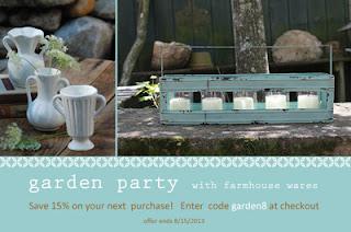farmhouse wares coupon code