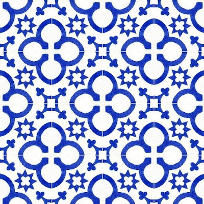 Download image blue moroccan tile pattern pc android iphone and ipad