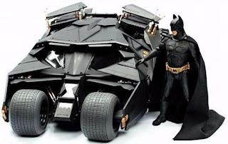 Batmóvil Tumbler