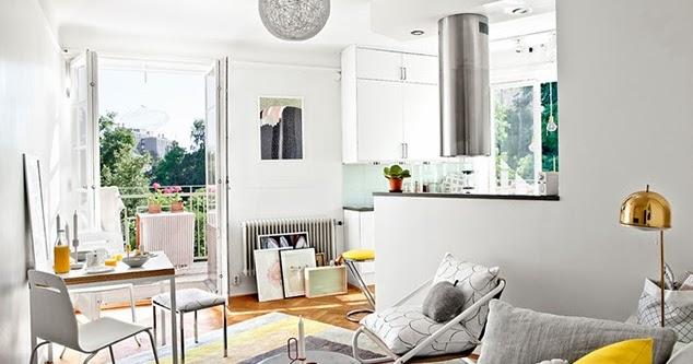 De lunares y naranjas mi rcoles de arquitectura un for Apartamento muy pequeno