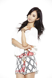SNSD Yuri News Interview Photos