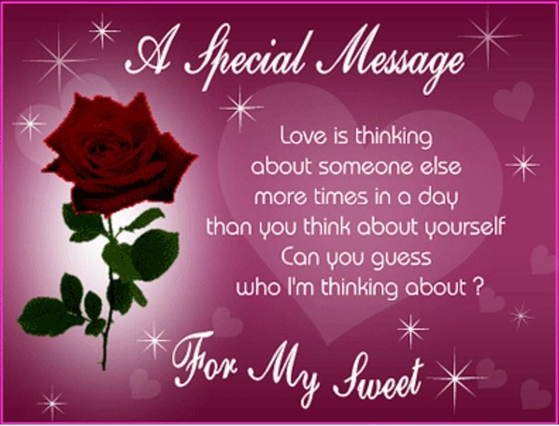 ImagesList Romantic Valentines Quotes 1 – Romantic Valentine Card Images