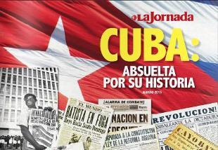Dossier Cuba en La Jornada