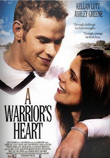 Carátula Un guerrero de corazón película HD 720p latino