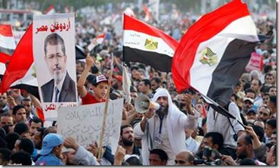 Αίγυπτος - Διαδήλωση