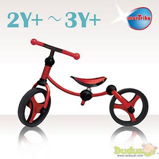 英國 smarTrike 史崔克 Easy Rider 2合1滑步車