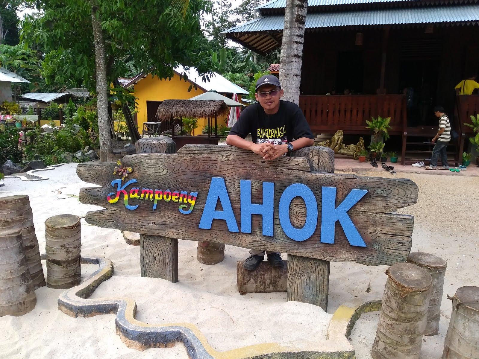 Di Kampoeng Ahok