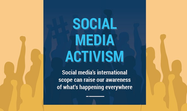 role of social media on activism The 5 biggest social media movements of 2014 by social media has played a role in spreading the message of.
