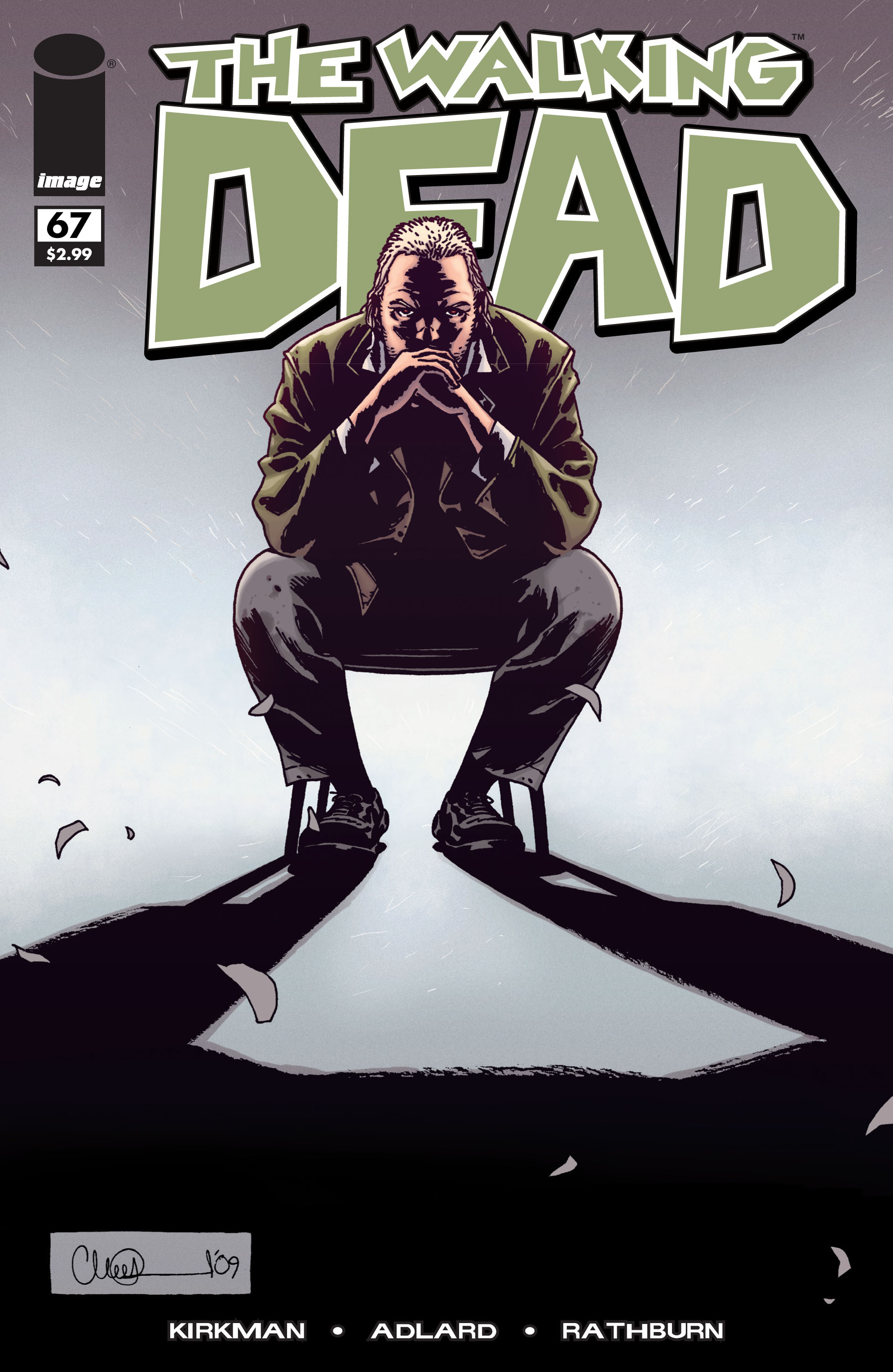 The Walking Dead 67 Page 1