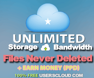 Free & Unlimited Hosting Service