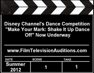 Disney Channel Dance Auditions