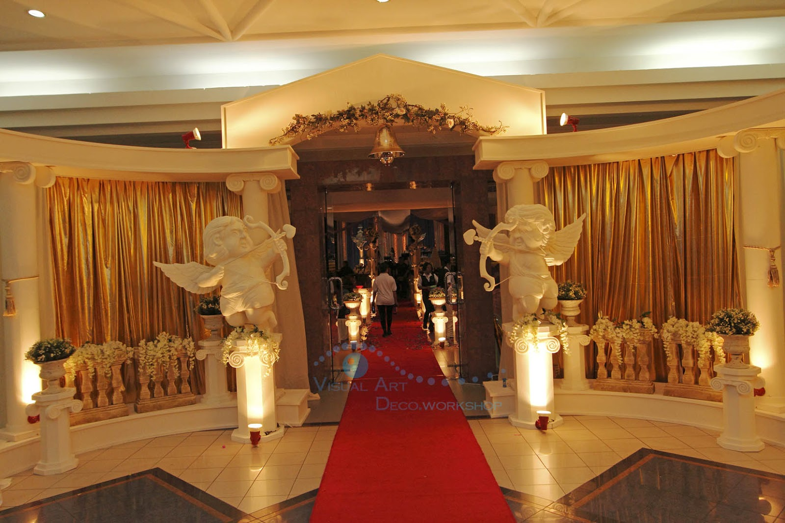 Visual Art Penang Wedding Party And Event Decoration