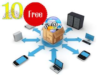 Top 10 free hosting companies