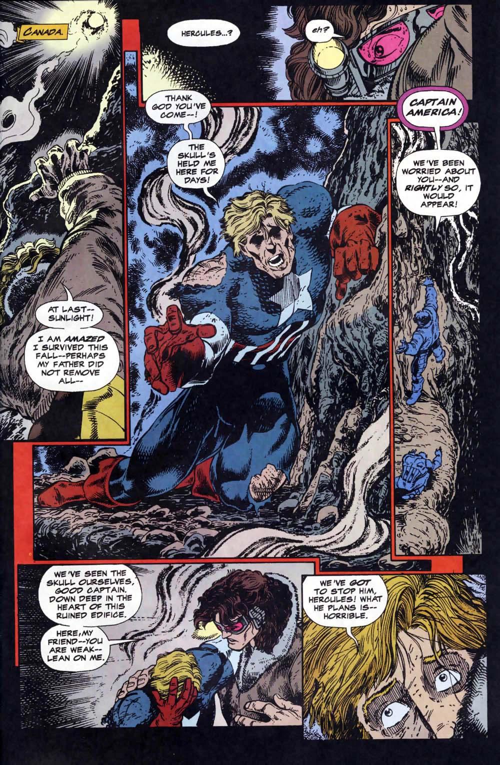 Captain America (1968) Issue #439c #391 - English 8