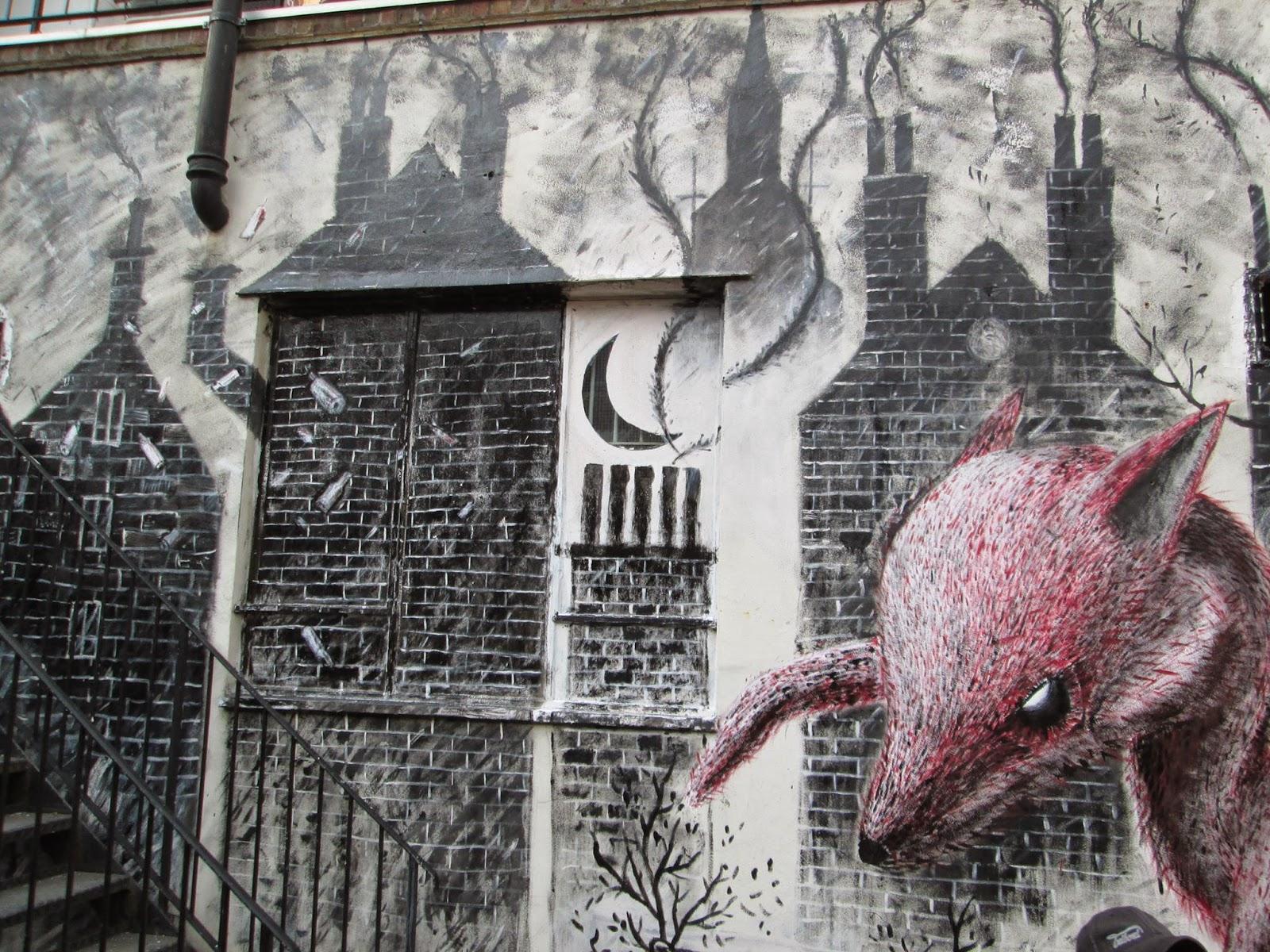Street art attack ::..: novembre 2014