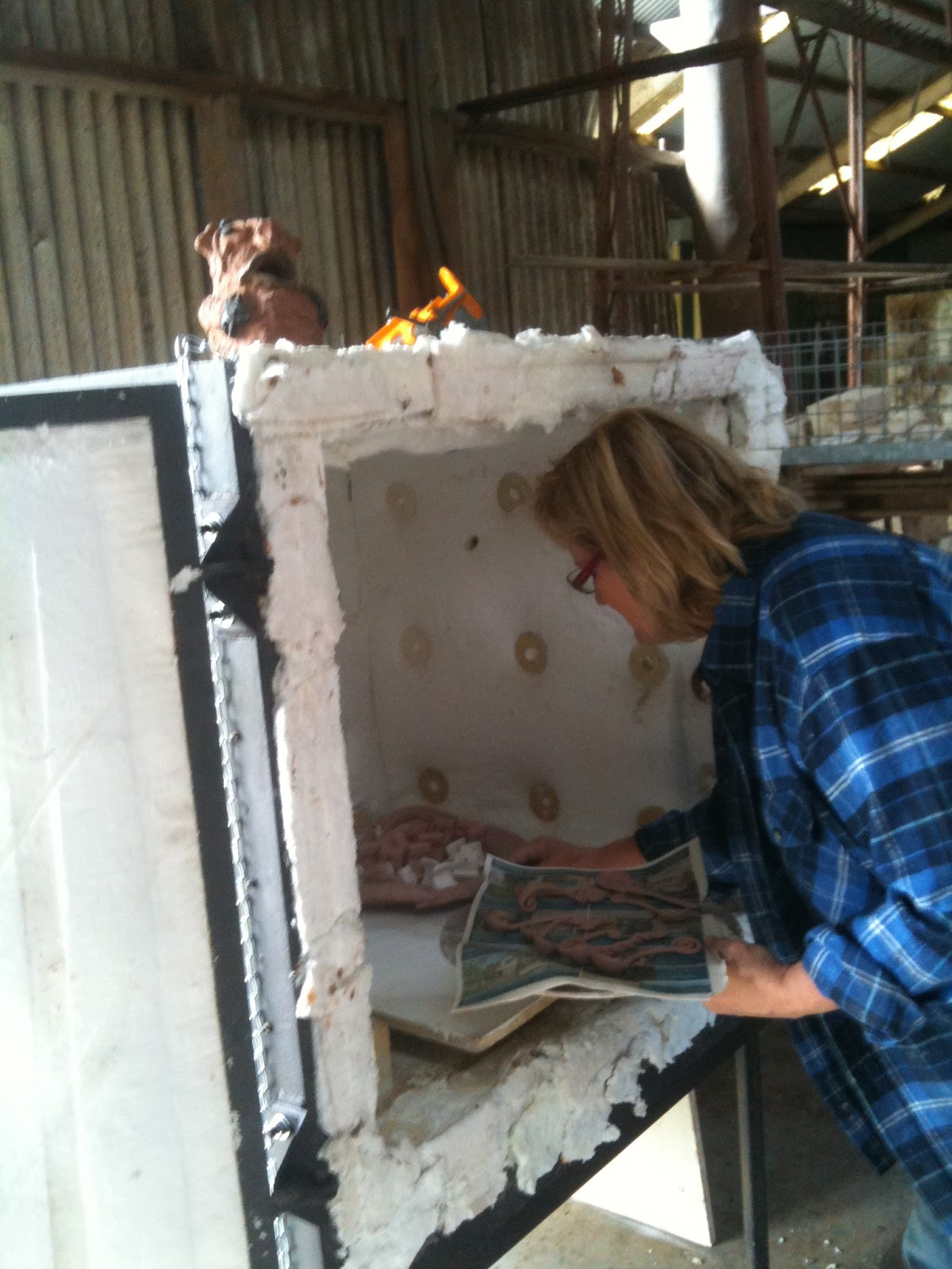 gas kiln. my first job was to pack the kiln and although i\u0027ve packed electric kilns, i had never \u201cmy own\u201d gas kiln-very exciting! a