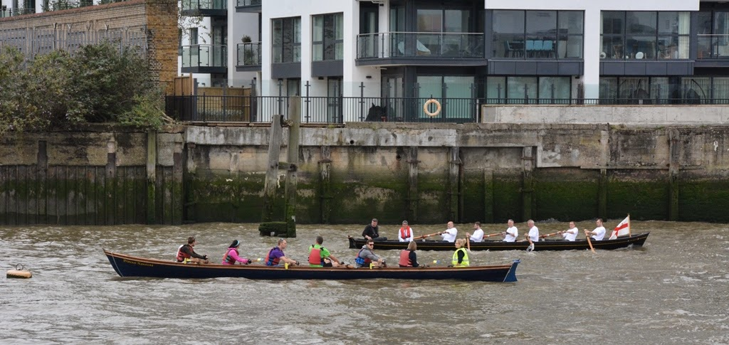 Greenwich rowing