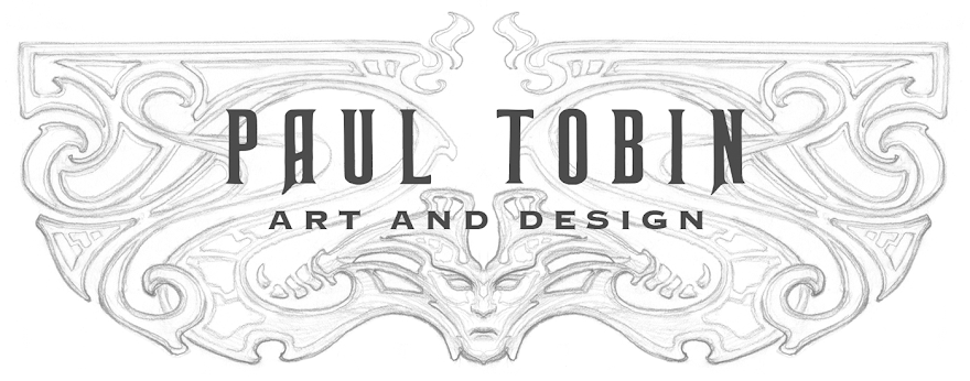 Paul Tobin Art and Design