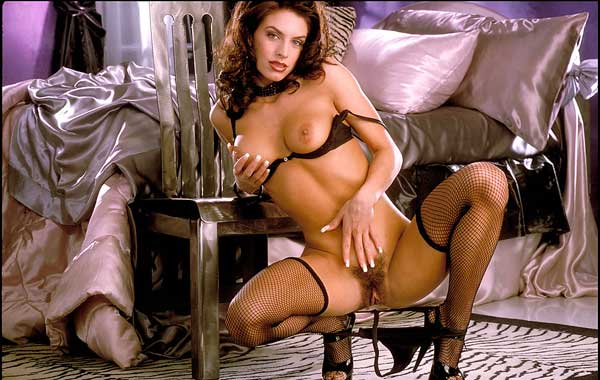 Vintage porn star Nikki Dial