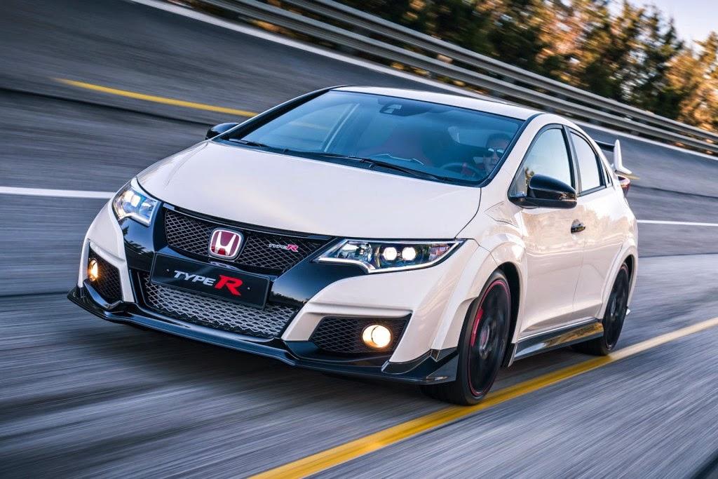 Type R Crv >> Auto Crv 2015 Honda Civic Type R
