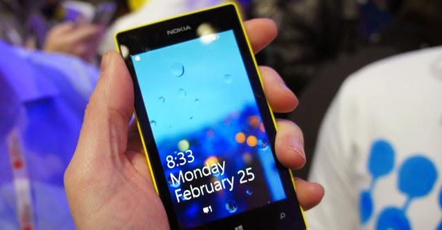 Lumia 520 tại Việt Nam bắt đầu cập nhật Cyan