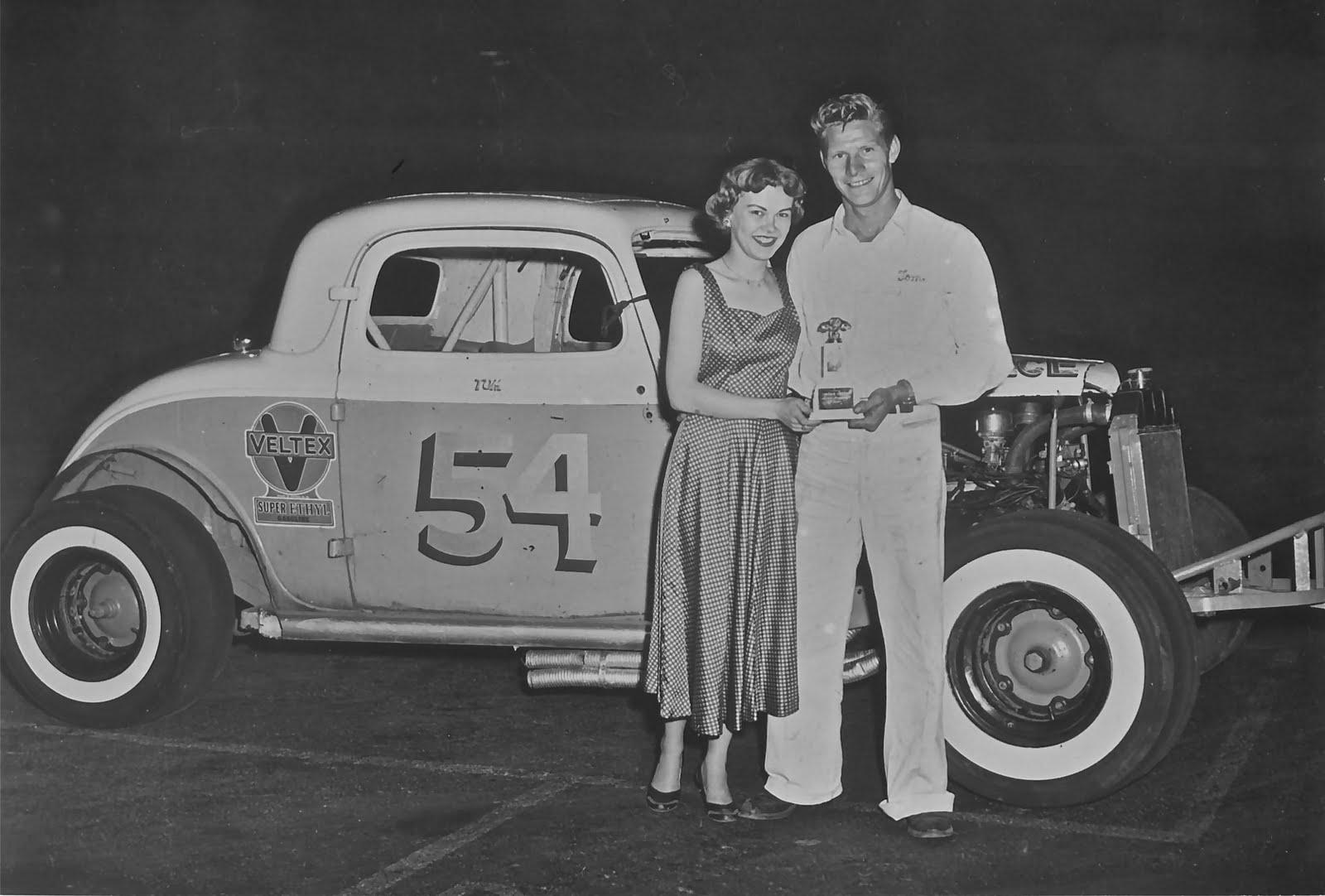 Northwest Auto Racing, 1950s: April 2011