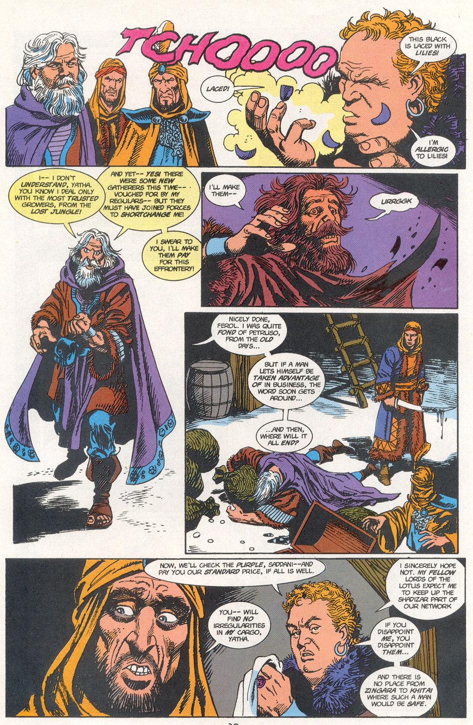 Conan the Barbarian (1970) Issue #273 #285 - English 15