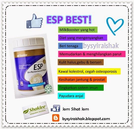 kelebihan ESP manfaat ESP