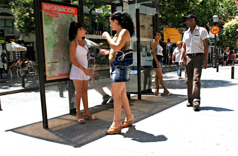 prostitutas gorditas en madrid quiero ser prostituta