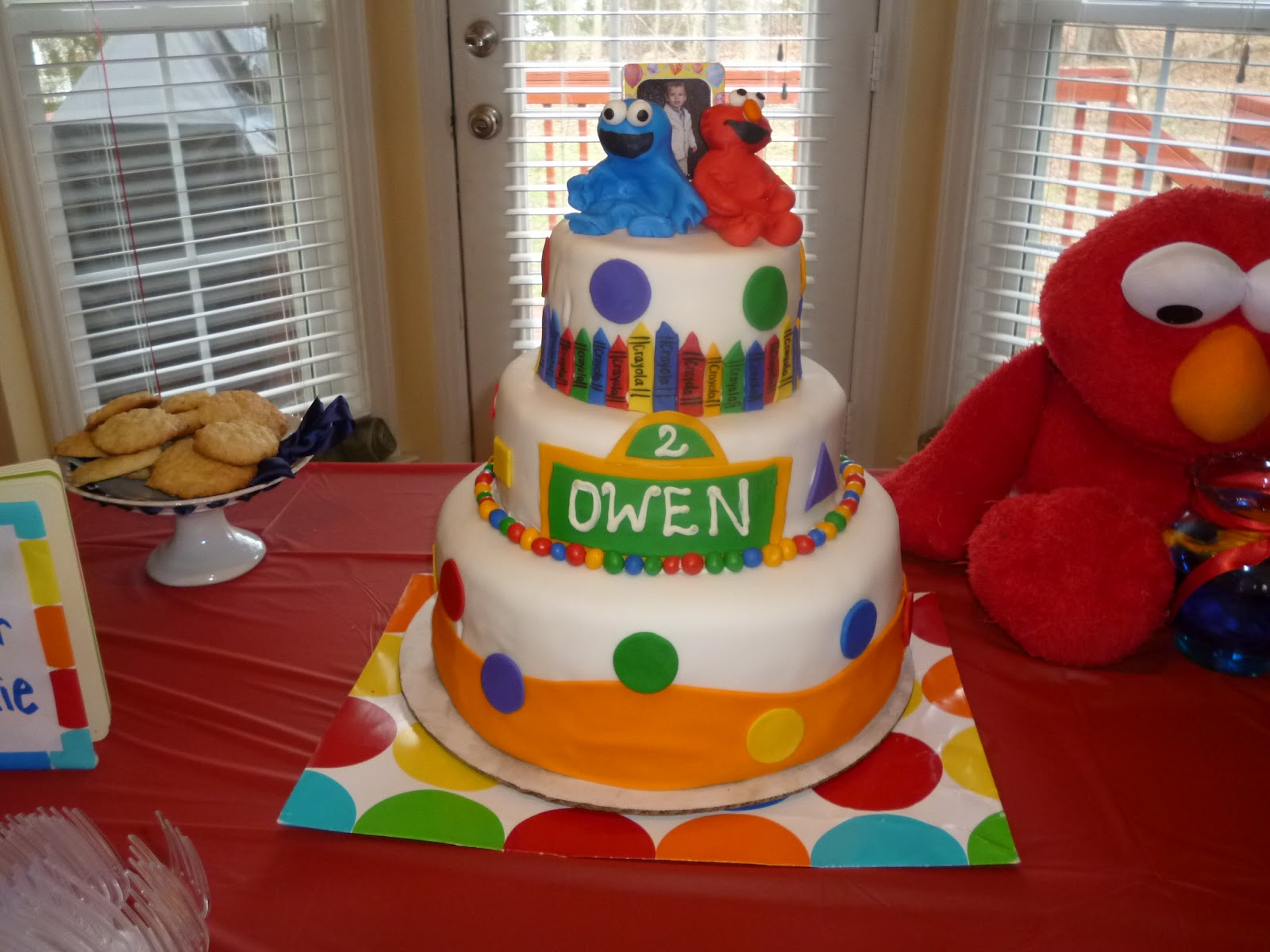 Birthday Cake Images For 2 Year Old Boy : Cakes with