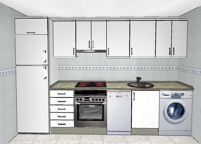 Casas Cocinas Mueble Cocinas Precios Y Modelos - Precios Muebles ...