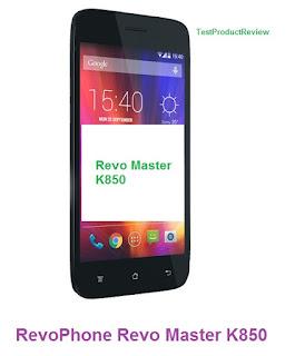 Revo Master K850 smartphone