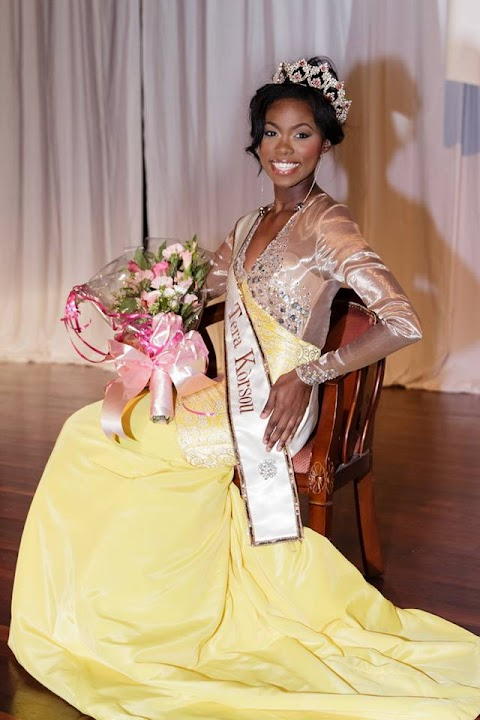 Miss Earth Curaçao 2013
