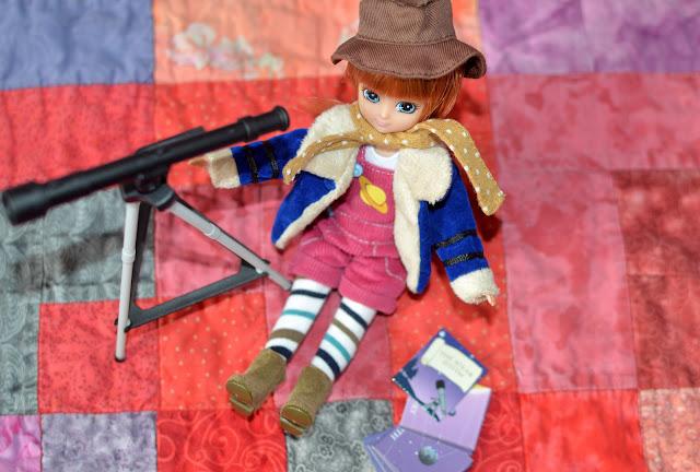Stargazer Lottie Dolls