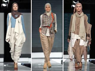 busana muslim terbaru 2013