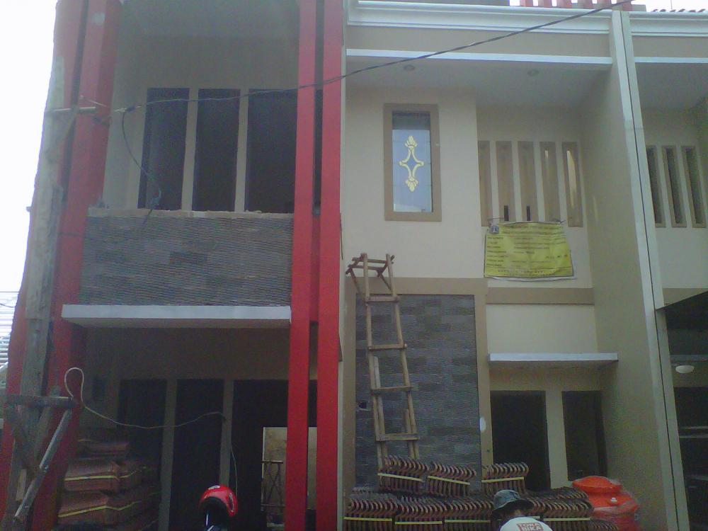 Dijual Rumah Minimalis 2 Lantai Cluster Jakarta Selatan