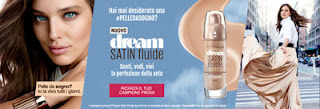 fondotinta Maybelline Dream Satin Fluide