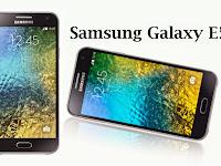 Spesifikasi dan Harga Samsung Galaxy E5 Terbaru