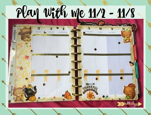 Plan With Me -MAMBI Happy Planner