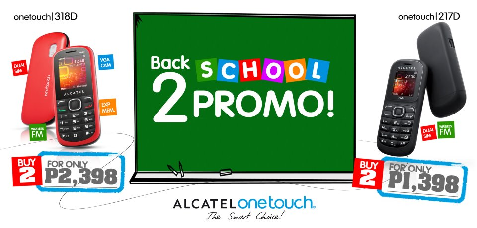 alcatel mobile philippines back 2 school promo ilonggo tech blog. Black Bedroom Furniture Sets. Home Design Ideas